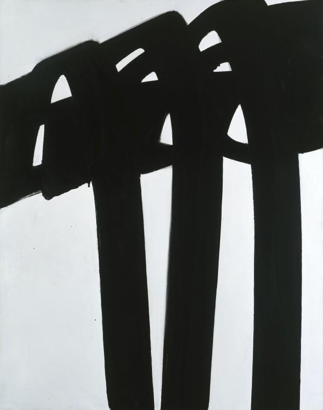 Pierre Soulages, Peinture 190 × 150 cm 1970, 1970