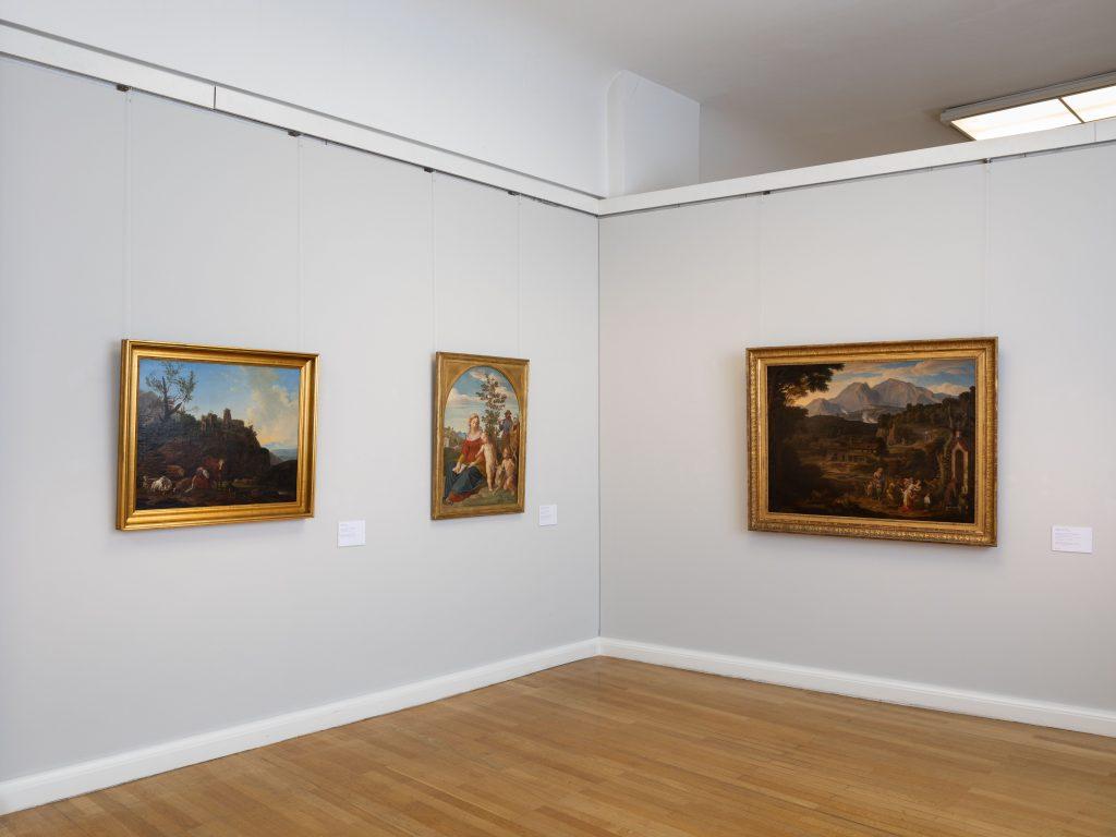 Ausstellungsansicht, Foto: Kunstsammlungen Chemnitz/Alexander Meyer