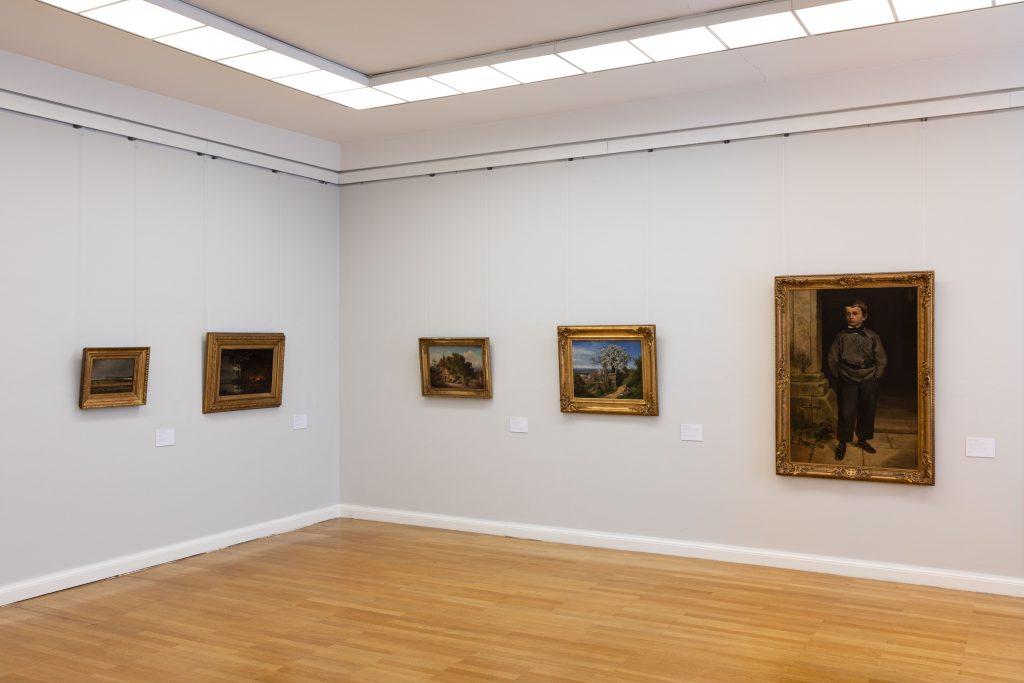 Ausstellungsansicht, Kunstsammlungen Chemnitz/Alexander Meyer