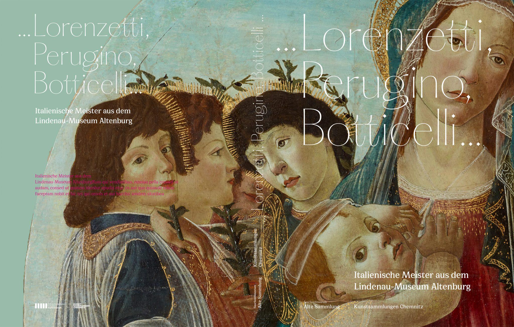 "Katalog: ""...Lorenzetti, Perugino, Botticelli..."""