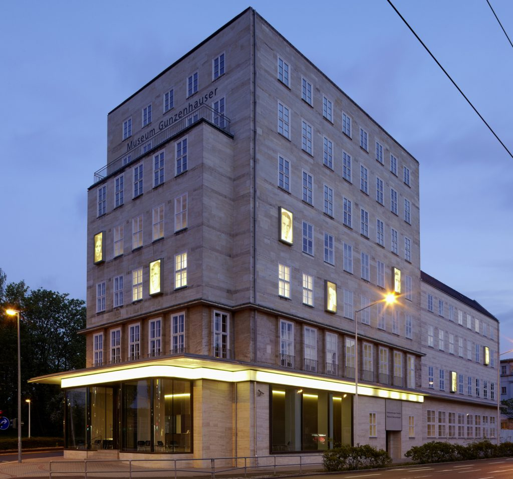 Museum Gunzenhauser, Foto: Kunstsammlungen Chemnitz