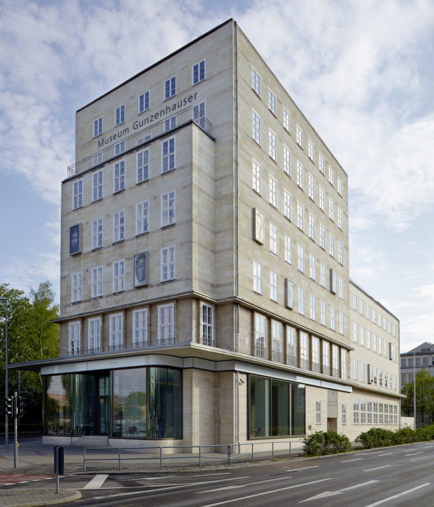 Museum Gunzenhauser, Foto: Kunstsammlungen Chemnitz/PUNCTUM/Bertram Kober