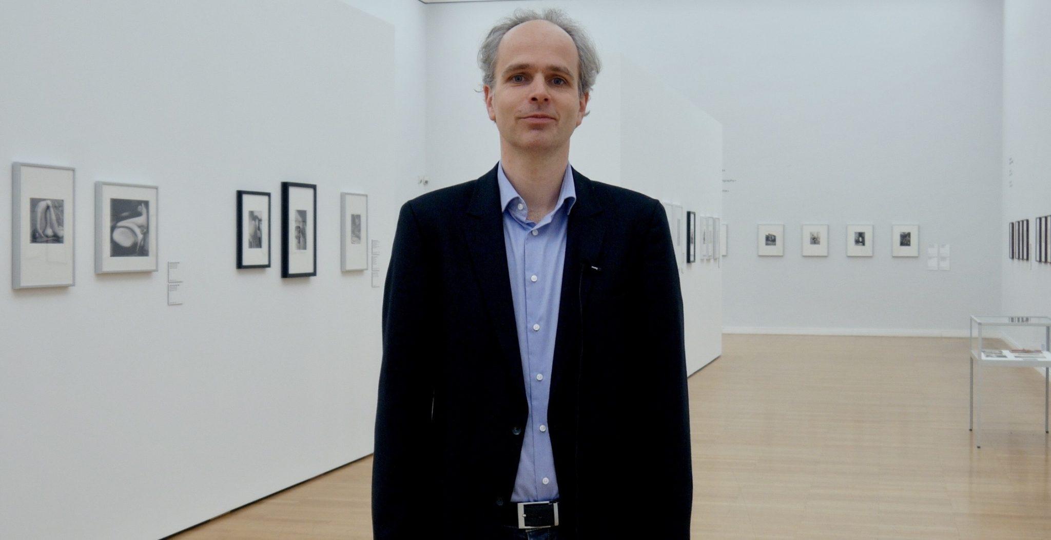 Philipp Freytag, Kurator der Ausstellung »Paris 1930. Fotografie der Avantgarde«