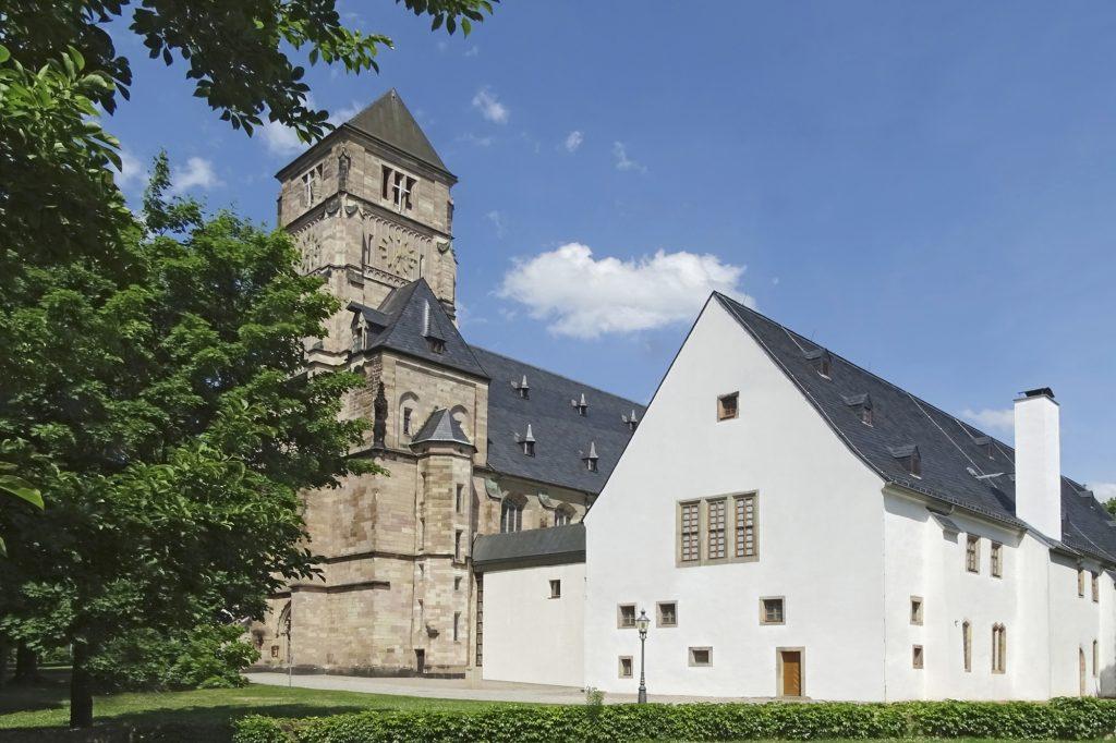 Schloßbergmuseum und Schloßkirche, Chemnitz, Foto: Kunstsammlungen Chemnitz/Schloßbergmuseum/László Tóth